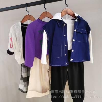 韩国进口童装折扣库存批发市场在哪里 韩国韩版童装工厂尾货