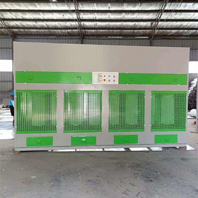 家具厂打磨除尘柜 干式打磨回收柜厂家 鸿鑫牌专业量身定做