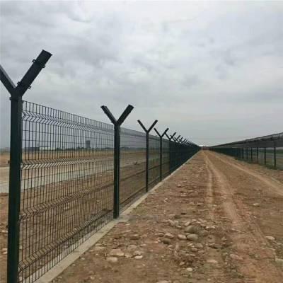 监狱外墙铁丝网 监狱围墙升级改造铁丝网围栏