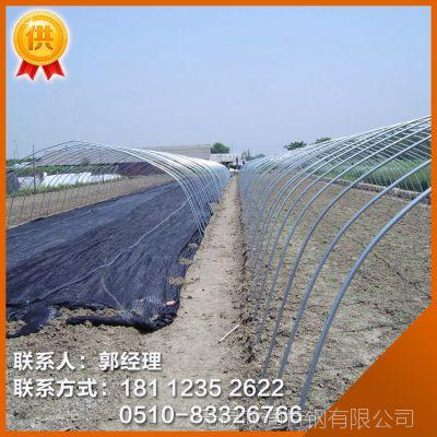 可定尺镀锌管 蔬菜大棚管及温室大棚钢管 德阳地区包送货质优价廉