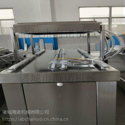 高效率真空包装设备 臭豆腐四封条真空包装机生产厂家