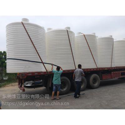 龙川五华县 供应塑料圆形化工水塔 塑料储存水箱 规格齐全