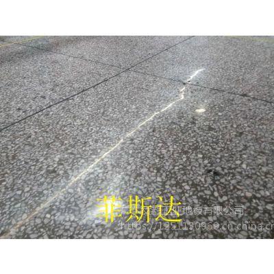 石排水磨石固化施工—东莞、石排厂房地面打蜡、旧地面抛光