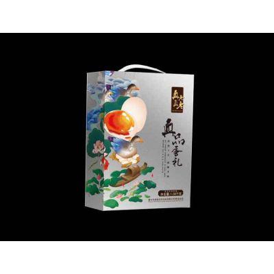 团购价65元真真老老咸鸭蛋18枚礼盒装武汉2019