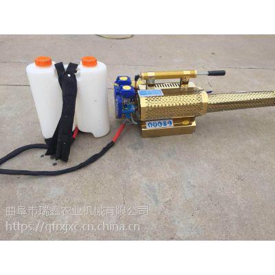 新款脉冲式烟雾机 园林杀虫打药机 一键启动弥雾机