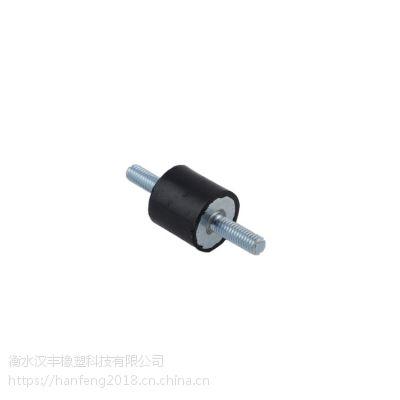 生产制造 DP30*30*M8 橡胶减震器 橡胶防震机脚垫 规格齐全