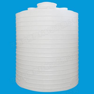 山东鸿雁塑料 厂家批发 加厚水箱储水罐 8吨水箱 耐酸碱 耐腐蚀