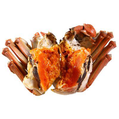 盘锦地直一件代发大闸蟹产河蟹供节新鲜榨菜头炒肉图片
