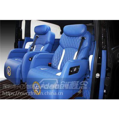 奔驰威霆改装航空座椅多少钱,奔驰威霆全车内饰改装多少钱