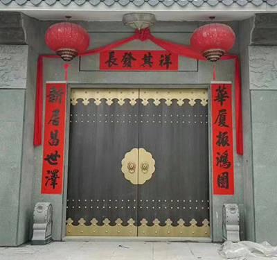 四会铜门加盟_庄仕美日门业_服务商介绍_批发货源网