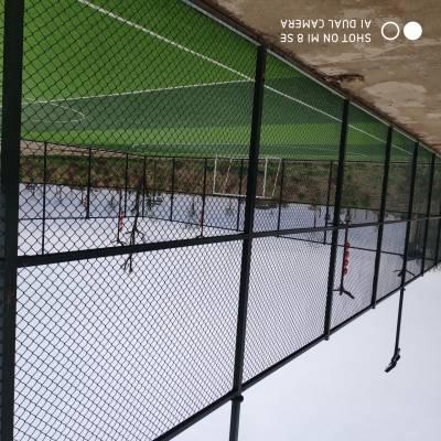 通许 篮球场围栏 运动场围网 球场围网 足球场围网安装价格多少钱一米