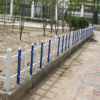 塑料草坪护栏 草坪护栏图片 隔离围墙网安装