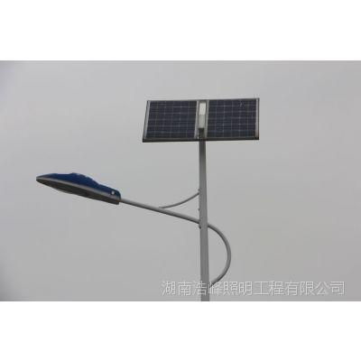 湖南宁远太阳能路灯批发 宁远太阳能路灯费用 质保三年