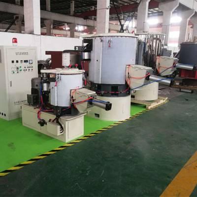 云帆机械SHR-10A高速混合机多少钱-10升高混机厂家直销