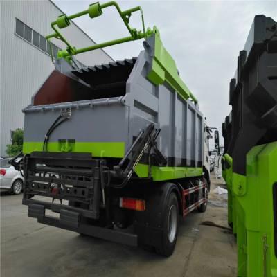 后装无泄漏式压缩垃圾车 徐工后装压缩垃圾车 环境卫生处理车