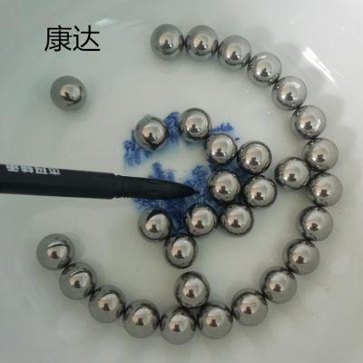 厂家直销优质5.0mm实心304不锈钢球食品级环保耐腐蚀防锈钢珠