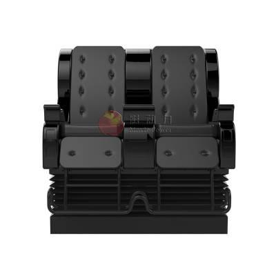 闪电喷水吹气射击影院#5D电动座椅 7D设备 影动力4D电影院3D立体