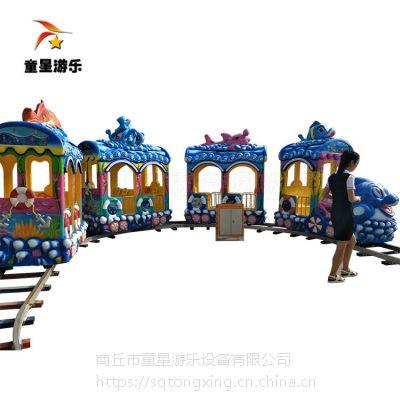 8人小火车新型游乐设备童星厂家行业领跑者