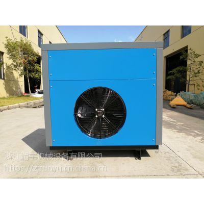 厂家直销冷干机冷冻式空气干燥机高温螺杆机螺杆式空气压缩空压机后处理除水除油