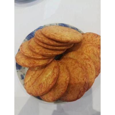 酱油饼粗粮米果能量棒加工设备 糙米卷膨化食品饼干棒生产机械