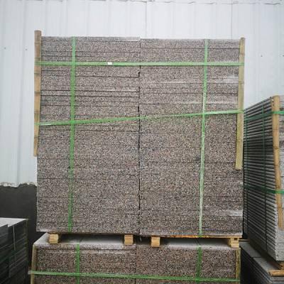 建祝石材 防风化五莲红光面多少钱一平方米