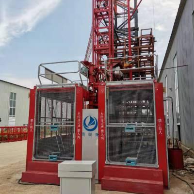 天津 衡顺兴 SC型1.0t/1.0t物料提升机 施工升降机 施工电梯价格 货用电梯 施工电梯厂家