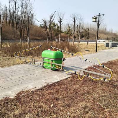 产品加工大块地喷杆喷药机 车载悬挂农田打药机 大面积轴传动喷雾器