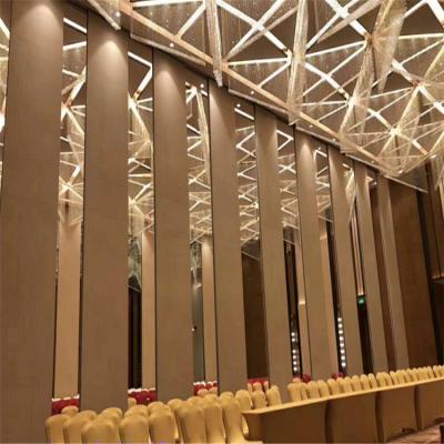 酒店活动隔断品牌厂家 可折叠移动隔断定制 厂家 供应100型超高型移动隔断屏风