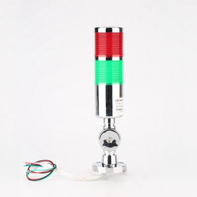 DELTA仪器电源电压双色警示测量仪 双色警示测量仪