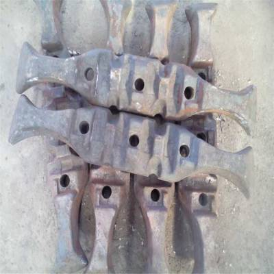 牛角刮板 牛角刮板机E型螺栓 刮板机配件