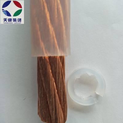 天康 硅橡胶电机绕组软电缆 硅橡胶连接线报价