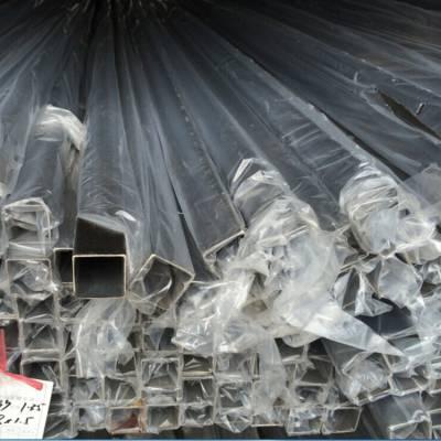海珠区201不锈钢方管 广州拉丝方通 佛山201不锈钢方矩管厂家